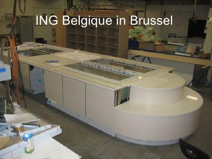 ING Belgique in Brussel