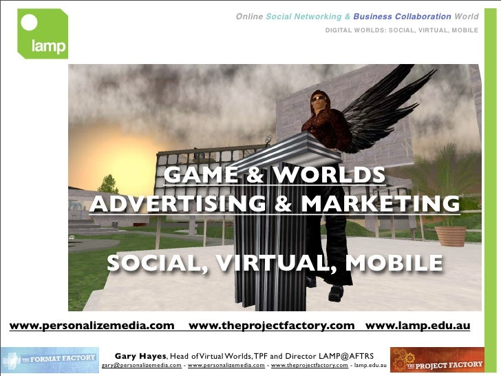 Online Social Networking & Business Collaboration World                                                                   ...