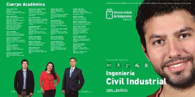 Facultad de Ingeniería Ingeniería Civil Industrial DAVID BECERRA ROJAS Estadístico. Magíster en Administración y Dirección...
