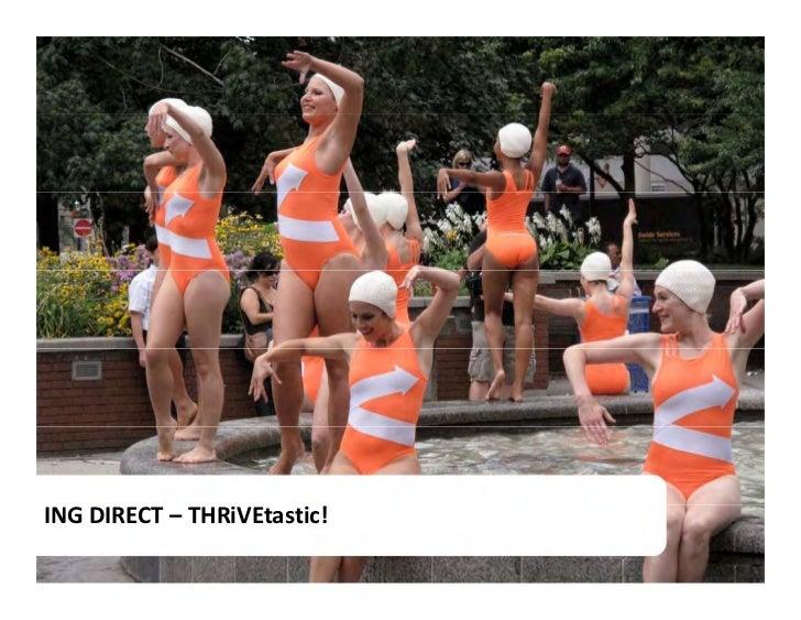 INGDIRECT– THRiVEtastic!