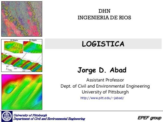 DHN                                            INGENIERIA DE RIOS                                               LOGISTICA ...