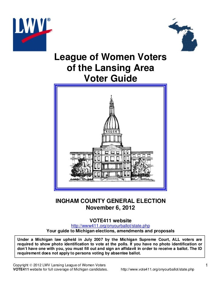 Ingham fall voter_10_4_12