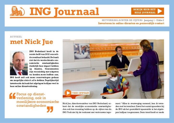 ING Journaal                                                                                               BEKIJK HIER HET...