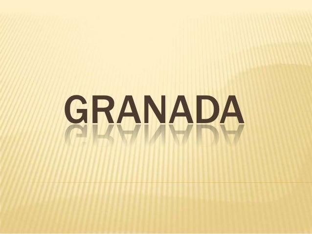 Ingles . granada