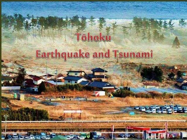Tohoku Natural Disaster - March 11-2011