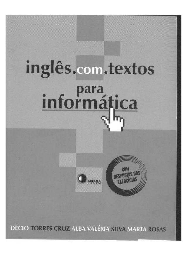 Inglês.com.textos para informática