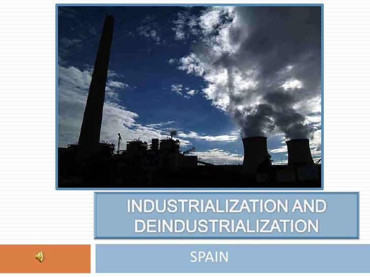 Industrialization and de-industrialization in Ferrol
