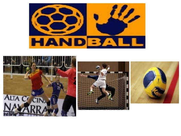 WHAT IS THE HANDBALL?Its a sport played between two teams of sevencomponents where there are six players and a    goalkeep...