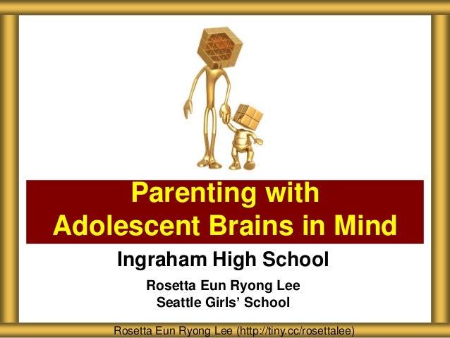 Ingraham High Teen Brain 2013