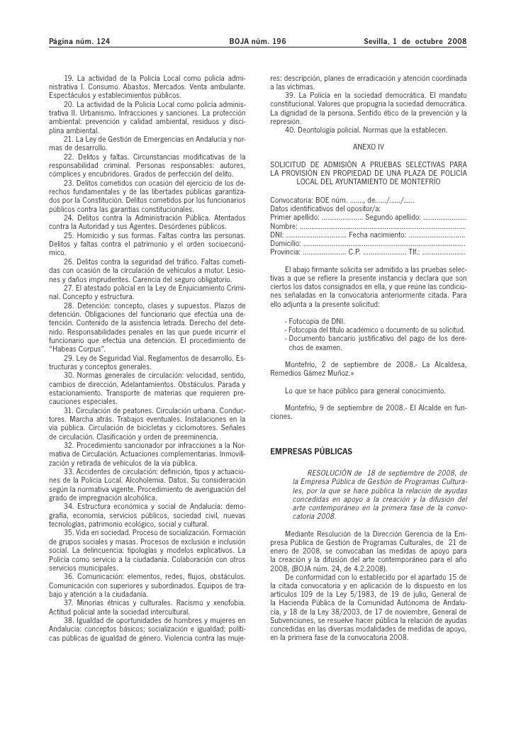 Anuncio concesión 1ª fase 2008