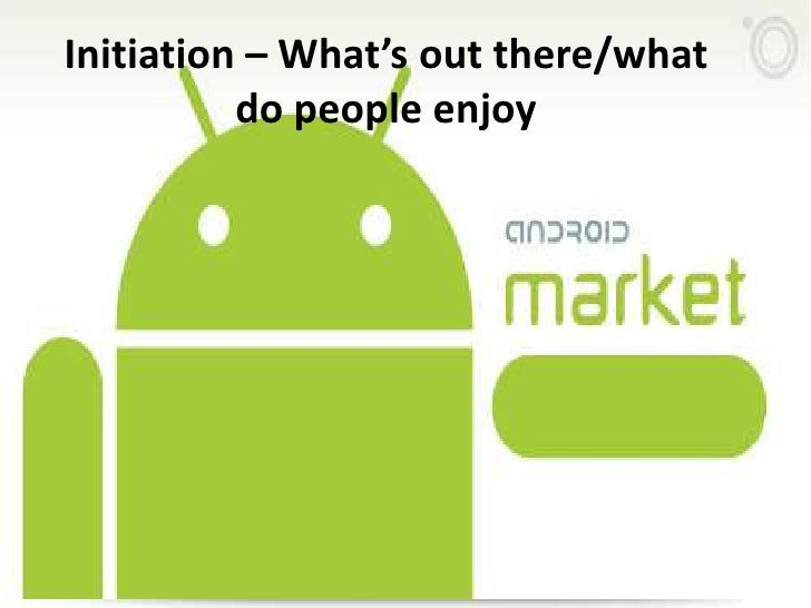 Initiation – What's out there Task 2 - 3