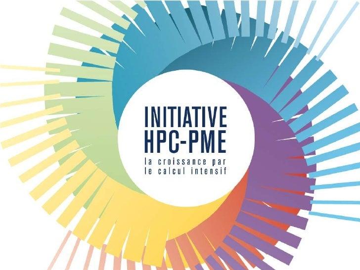 Initiative hpc pme