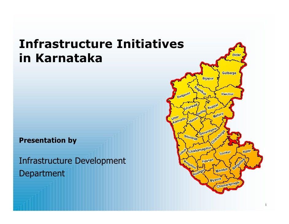 Karnataka, India : Antecedentes de los proyectos PPP (marzo 2008)