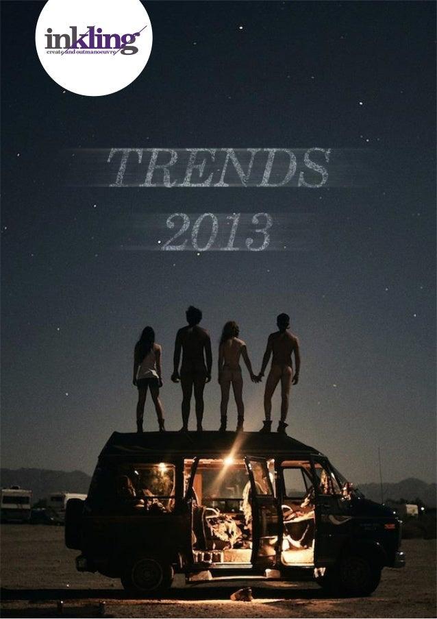 Inkling Trends 2013