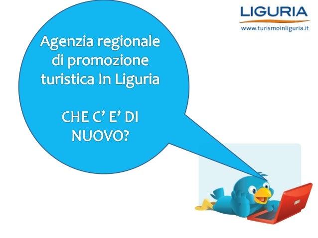 INLIGURIA - Francesca Mondaldo - BTO Buy Tourism Online 2013