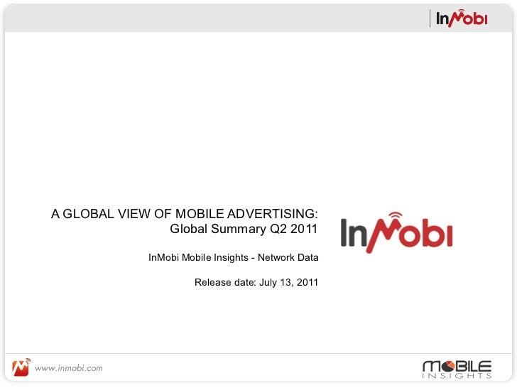 Q2 2011 - Global Report