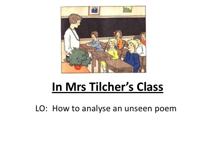 comparison of in mrs tilchers class You could travel up the blue nile with your finger, tracing the route while mrs tilscher chanted the scenery tana ethiopia khartoum aswan that for an hour, then a skittle of milk.