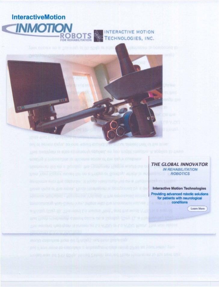 InteractiveMotion                    o    0                        I C.                             THE GLOBAL INNOVATOR  ...
