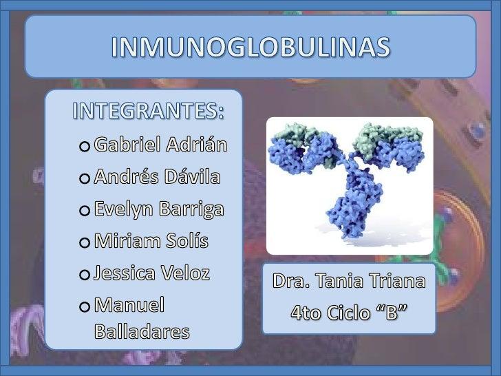 Circulando en la sangre                                                                           Localizacion:Son glicopr...