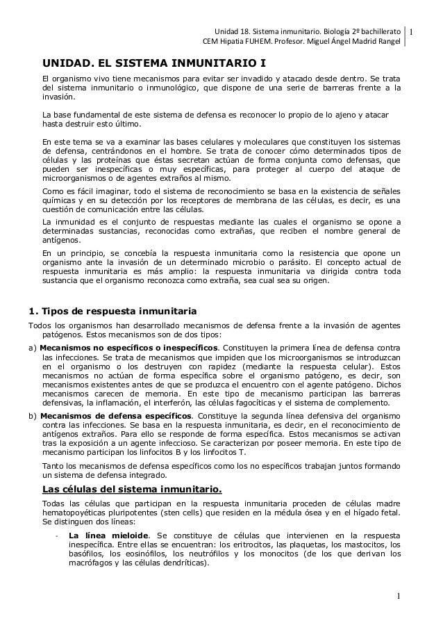 Inmunología i