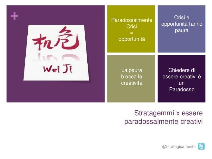 La presentazione di Paola Favarano all'Inno2Days Monza, 6 marzo 2012.