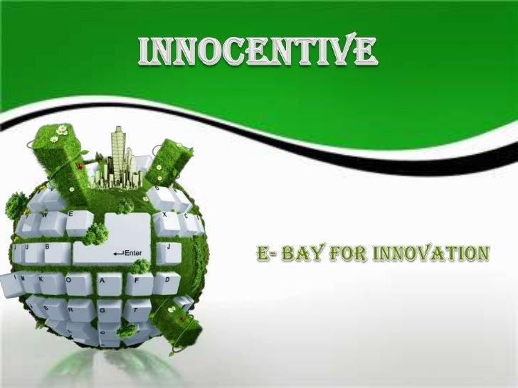 Innocentive - Business Innovation