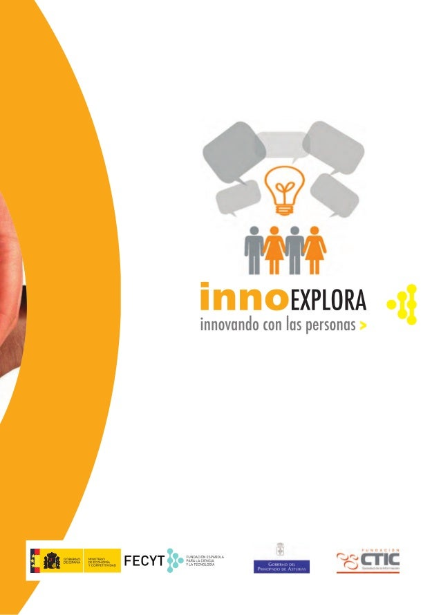 InnoEXPLORA - Innovando con la personas
