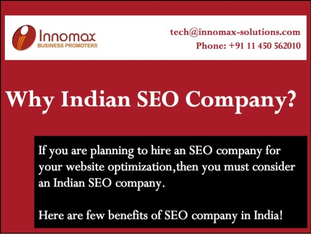 SEO India-SEO company India-SEO outsourcing