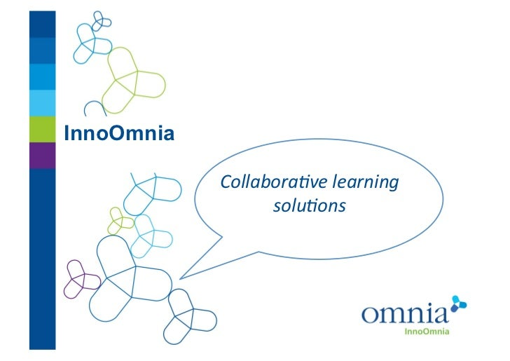InnoOmnia            Collaborave learning                   soluons