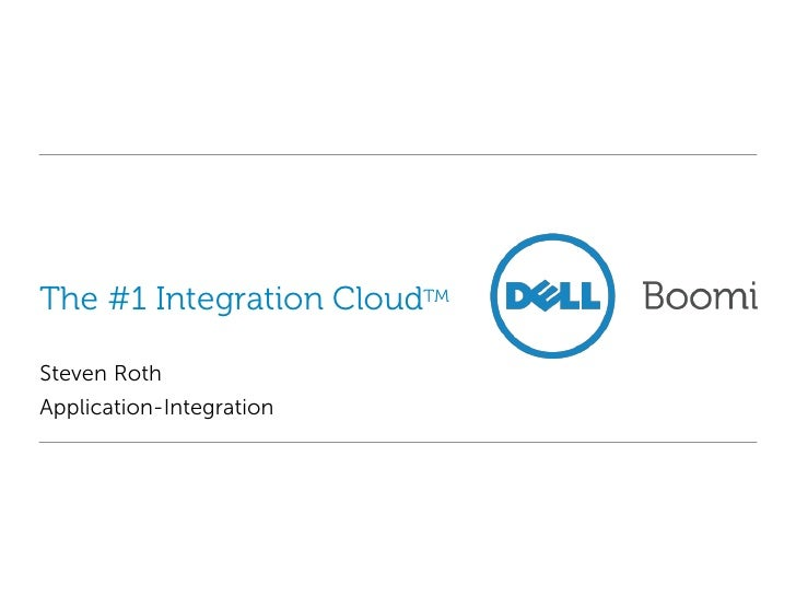 Enabling Innovation & Integration to the Cloud