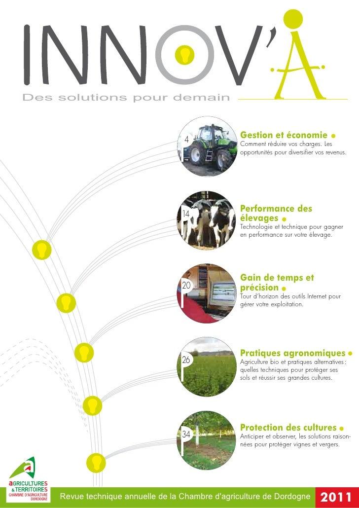 INNOV'A 2011
