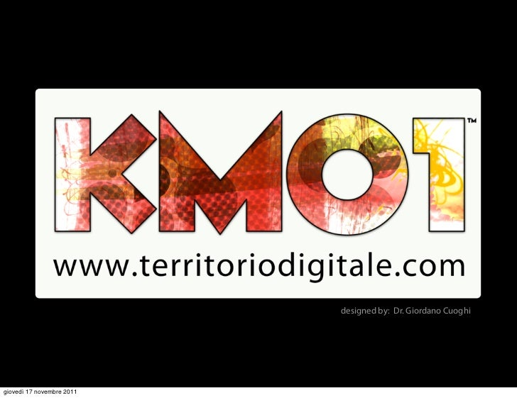 Obiettivo community KM01