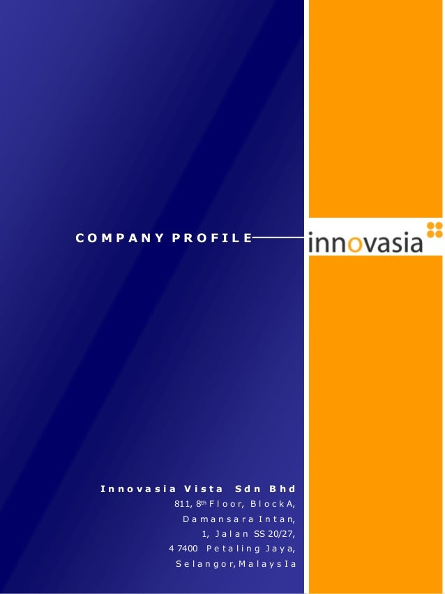 INNOVASIA Company profile