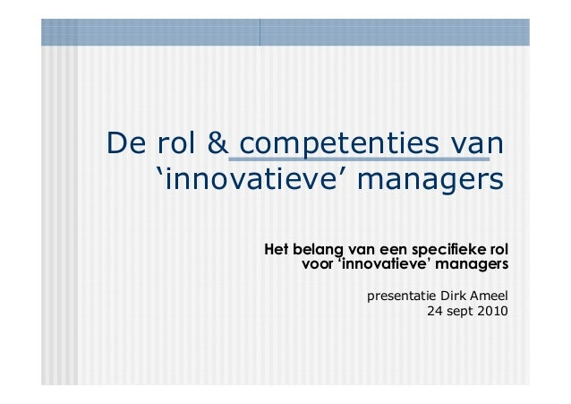 Innovatieve manager ontwerp fs - nl - paper version