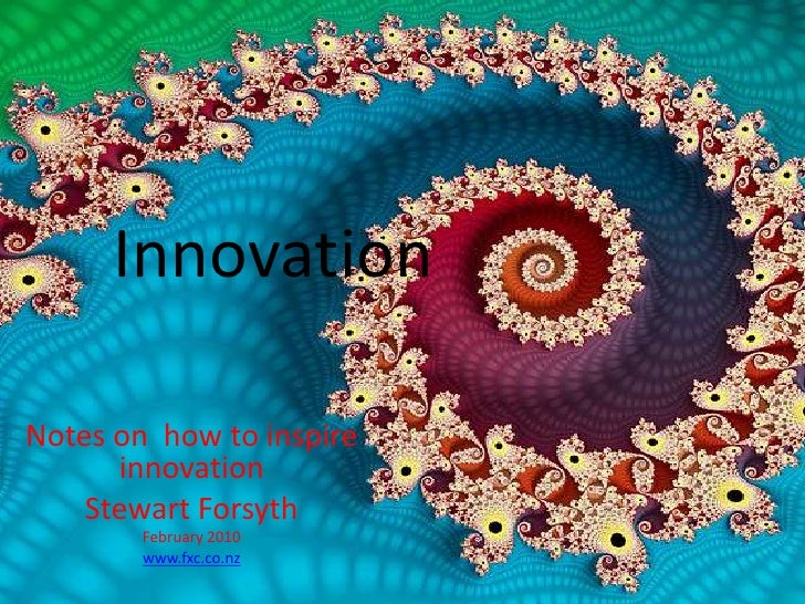 Innovation 2.10