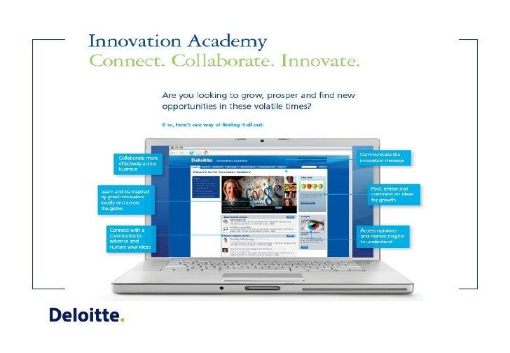The Innovation Academy
