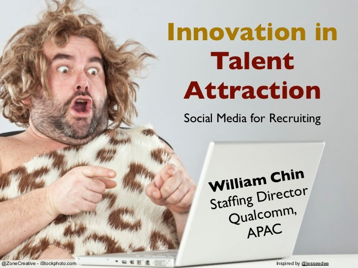Innovation in Talent Attraction