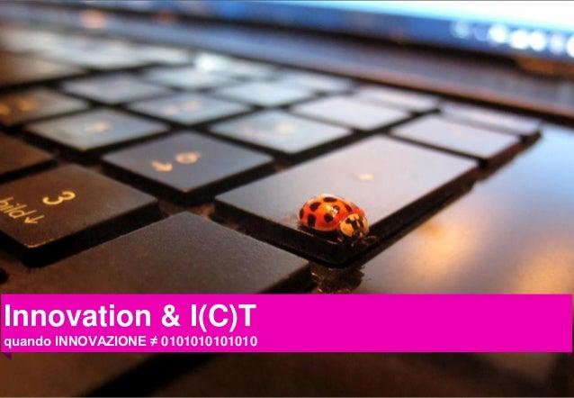 Innovation&I(CT)