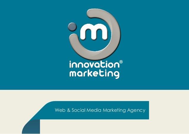 Innovation Marketing® - Company Profile