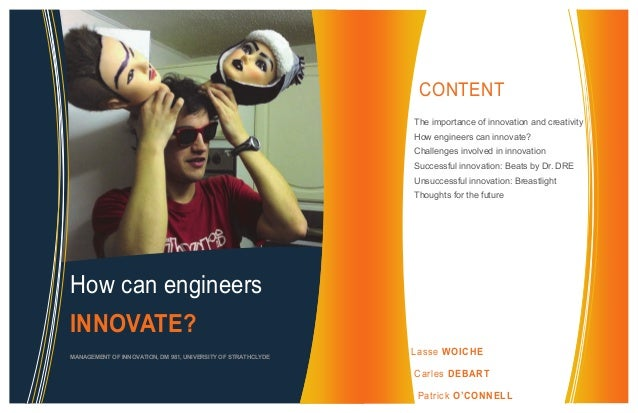 Innovation booklet. Carles Debart