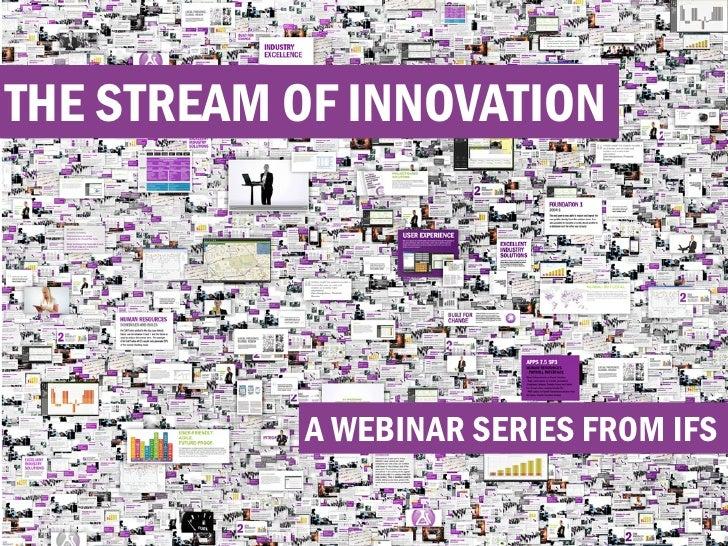 Innovation webinar - How to make innovations come true