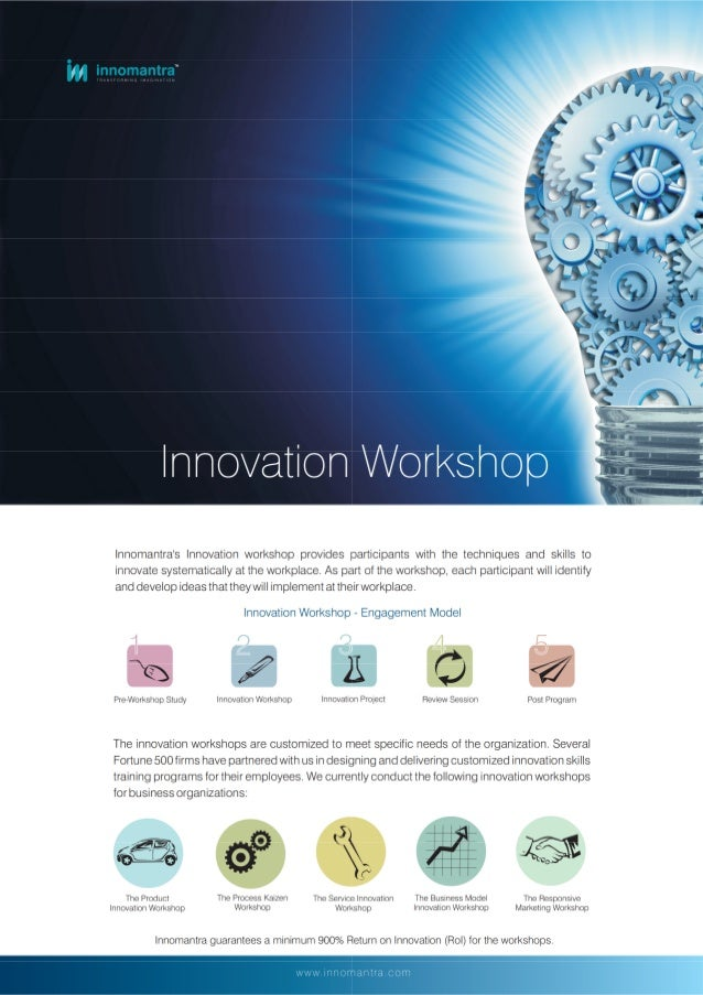 Innovation Workshop - Innomantra