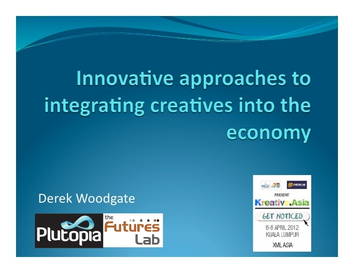 Innovative approaches to integrating creatives