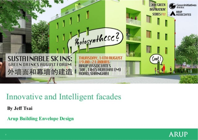 Innovative and Intelligent Facades