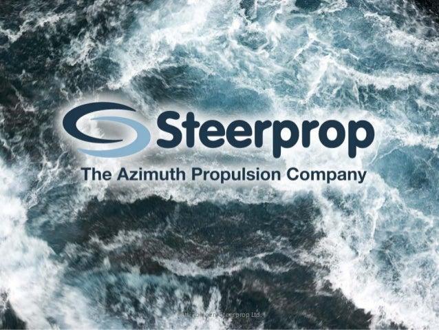 Petri Tolonen, Steerprop Ltd.