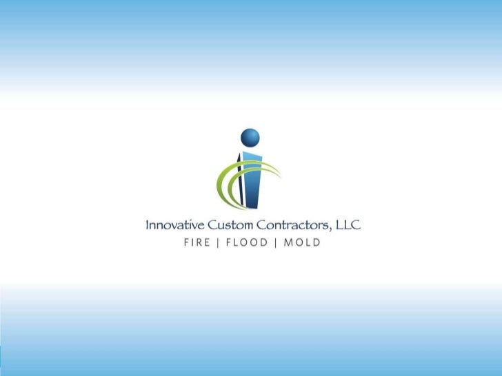 Innovative Custom Contractors LLC