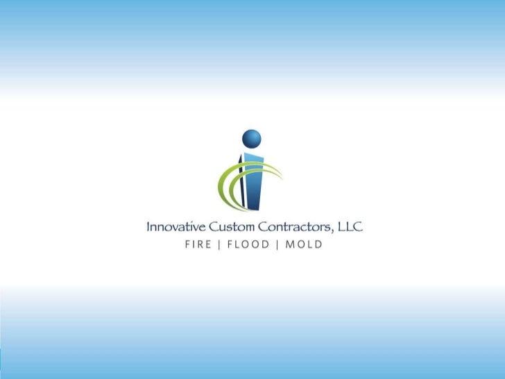 Innovative Custom Contractors LLC