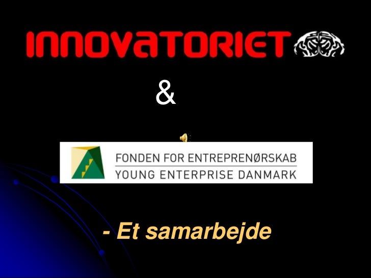 Innovatoriet & young enterprise