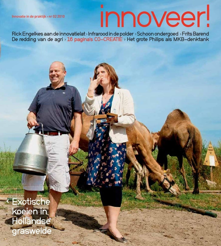 ›     Innovatie in de praktijk › nr 02 2010                                              innoveer!                        ...