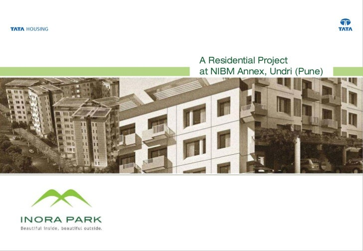 A Residential Project at NIBM Annex, Undri (Pune)